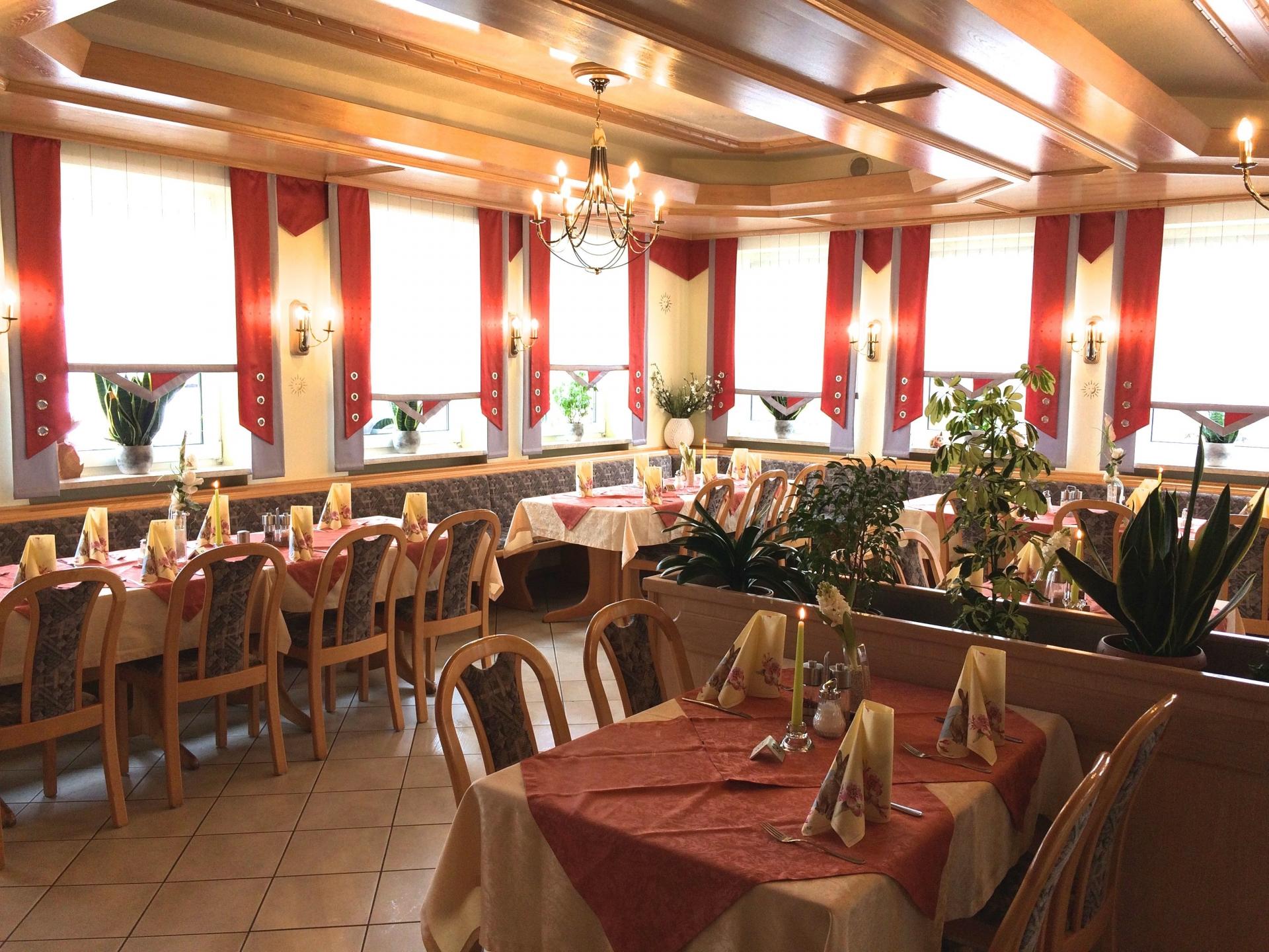 Restaurant - Hotel Sonnental