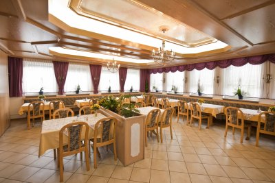 Unser Restaurant - Pension Hotel Sonnental